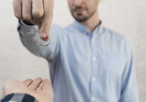 גירושין של זוגות חד מיניים