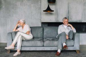 להתגרש בגיל 50