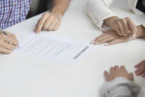 הליכי גירושין בהסכמה