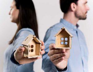 כיצד מתחלק הרכוש המשותף בגירושין